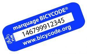 Séance gravage Bicycode @ Port Boinot