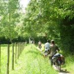 Sortie cyclo-camping