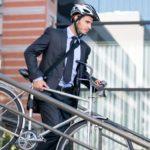 Pour arriver moins stressé au boulot, allez-y à vélo !