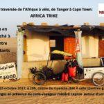 Projection d'Africa Trike (un film de Frédéric Lepron)