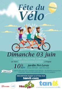 Fête du vélo @ Local VillOvélo